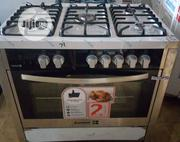 Scanfrost All Gas Cooker - SFC9500SS | Kitchen Appliances for sale in Edo State, Benin City