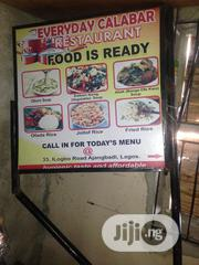 Food Signpost (Business Billboard) For Sale | Meals & Drinks for sale in Lagos State, Ojo