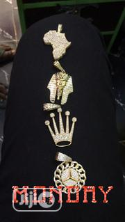 18carat Gold Pendants | Jewelry for sale in Lagos State, Yaba
