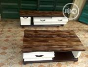 Portable Tampered Glass TV Stand and Center Table | Furniture for sale in Lagos State, Ojodu