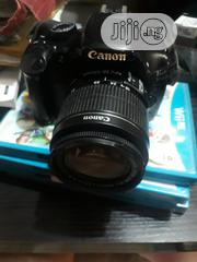 This Is Canon 550D Camera With Video Is Very Good And Bright And Clear   Photo & Video Cameras for sale in Lagos State, Ikeja