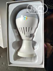 Wifi Bulb Spy Camera | Security & Surveillance for sale in Lagos State, Lagos Mainland