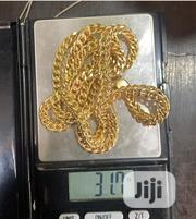 31.7 Grams Necklace Gold Chain Available As Seen Order Yours Now | Jewelry for sale in Lagos State, Lagos Island