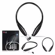 LG Tone Bluetooth Headset | Accessories for Mobile Phones & Tablets for sale in Lagos State, Ikeja