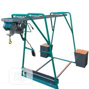 Builder Concrete Lifting Gantry Hoist | Manufacturing Equipment for sale in Lagos State, Lagos Island