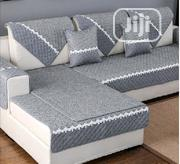 EHI L-Shape Sofa With Cover Cloth | Furniture for sale in Lagos State, Ikeja