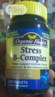Stress B Complex Daily Essential Multivitamin | Vitamins & Supplements for sale in Lagos State, Lagos Mainland