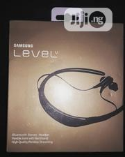 Samsung Level U Bluetooth Stereo Headset | Accessories for Mobile Phones & Tablets for sale in Lagos State, Ikotun/Igando