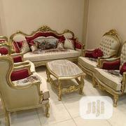 Royal Golden Sofar Chair | Furniture for sale in Lagos State, Ojo