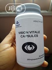 Correct Your Eye Sight With Norland Vision Vitale Herbal Capsules | Vitamins & Supplements for sale in Abuja (FCT) State, Apo District