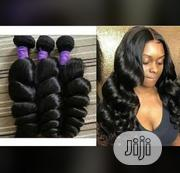 Human Hair Weavon With Closure | Hair Beauty for sale in Rivers State, Port-Harcourt