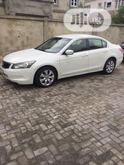 Honda Accord 2009 White | Cars for sale in Lagos State, Lekki Phase 2