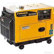 Sumec FIRMAN 6.5 KVA SDG7000SE Diesel Generator | Electrical Equipments for sale in Lagos State, Lekki Phase 1