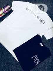 Christian Dior Men's Quality T-Shirts Made in Paris | Clothing for sale in Lagos State, Lagos Island