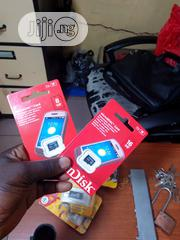 Original 8gb Sandisk Memory Card   Accessories for Mobile Phones & Tablets for sale in Abuja (FCT) State, Wuse 2