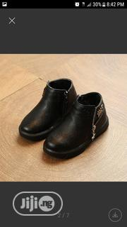 Lovely Black School and Party Shoes for Kids | Children's Shoes for sale in Lagos State, Egbe Idimu