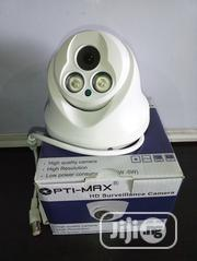 CCTV Optimax Fisheye 2mp 1080p Indoor Camera | Security & Surveillance for sale in Edo State, Oredo