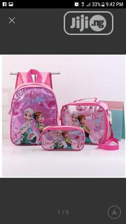 3 In 1 School Bag, Lunch Bag And Purse For Preschool Kids | Babies & Kids Accessories for sale in Lagos State, Egbe Idimu