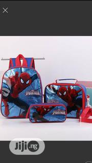 Lovely 3 In 1 School Bag With Lunch Bag And Purse For Preschool Kids | Babies & Kids Accessories for sale in Lagos State, Egbe Idimu