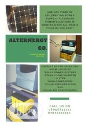 Installation Of Inverters And Solar Panels | Solar Energy for sale in Delta State, Ugheli