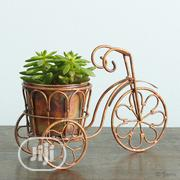 Iron Craft Tricycle Planter/Flower For Sale | Garden for sale in Edo State, Egor