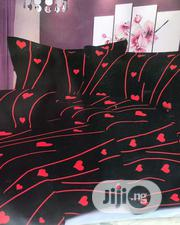 Classy Bedsheet With 4 Pillow Cases | Home Accessories for sale in Lagos State, Magodo