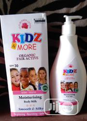 KIDZ & MORE Moisturising Body Milk | Baby & Child Care for sale in Lagos State, Lagos Mainland