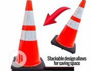 """28"""" Orange Safety Traffic PVC Cones By Hiphen Solutions 