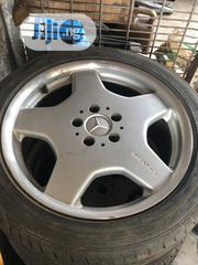 """Mercedes AMG 18"""" Rims 