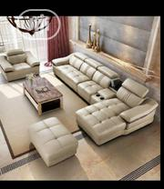 """Imported Durable Unique """"L"""" Shaped Sofa Chair   Furniture for sale in Lagos State, Ojo"""