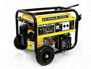 Elepaq Constant 4.5KVA Key Start Generator 100% Copper | Electrical Equipments for sale in Lagos State, Ikeja