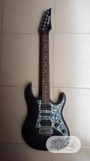 Order 00343EG - Perfectly Working, Ibanez Lead Guitar With 5-Pickups | Musical Instruments & Gear for sale in Lagos State, Ojo