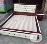 4ft And Half By 6ft Bedframe | Furniture for sale in Lagos State, Ojo