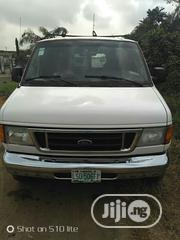 Ford E350 2004 White Automatic   Buses & Microbuses for sale in Ogun State, Egbado North