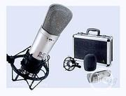 Behringer B-2 Pro Studio Microphone - Complete Set | Audio & Music Equipment for sale in Lagos State, Ojo