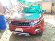 Land Rover Range Rover Evoque 2013 Red | Cars for sale in Enugu State, Awgu