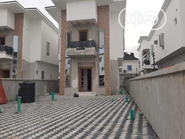 Archive: For Sale5 Bedroom Detached Duplex With BQ at Osapa London Lekki Lagos