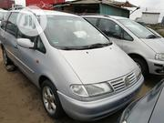 Volkswagen Sharan 2001 Automatic Silver | Cars for sale in Lagos State, Apapa
