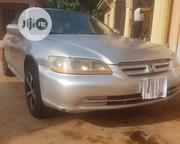 Honda Accord 2001 5P Silver | Cars for sale in Edo State, Ekpoma