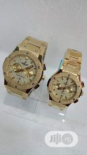 Couple Hublot Wristwatch for Classic Men and Women | Watches for sale in Lagos State, Lagos Island