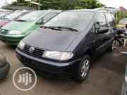 Volkswagen Sharan 2003 Blue | Cars for sale in Lagos State, Apapa