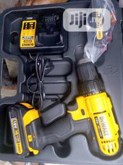 Battery Drilling Machine | Electrical Tools for sale in Lagos State, Lagos Island