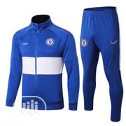Chelsea Blue Tracksuit | Sports Equipment for sale in Lagos State, Lekki Phase 2