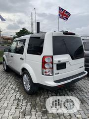 Land Rover LR4 V8 2010 White | Cars for sale in Lagos State, Lekki Phase 1