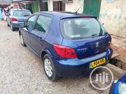 Foreign Used Peugeot 307 2005 1.6 HDi FAP Premium Blue | Cars for sale in Kaduna State, Kaduna North