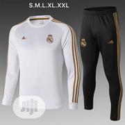 Real Madrid Tracksuit 19   Sports Equipment for sale in Lagos State, Ikoyi