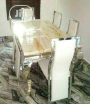 Quality Marble Dining Table | Furniture for sale in Abuja (FCT) State, Garki 1