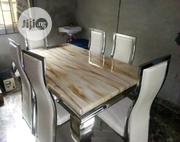 Quality Marble Dining Table | Furniture for sale in Rivers State, Port-Harcourt