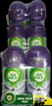 Airwick Freshmatic Automatic Air Freshener Refill - Pack Of 6 | Home Accessories for sale in Lagos State, Ikotun/Igando
