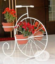 Bulk Buyers Wanted On Wrought Iron Tricycle Pot Holder | Manufacturing Services for sale in Taraba State, Jalingo